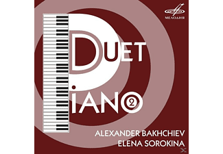 Bakhchiev/Sorokina - Piano Duet Vol.2 - (CD)