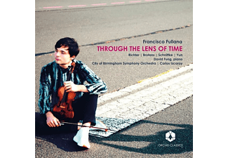 Fung,David/Izcaray,Carlos/City of Birmingham SO - Through the Lens of Time - (CD)