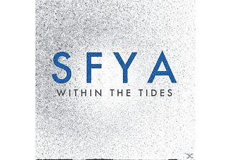 Sfya - Within the Tides - (CD)