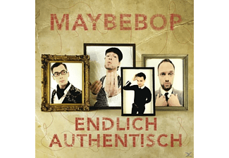 Maybebop - Endlich Authentisch - (CD)