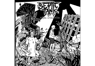 Septic Tank - Rotting Civilisation (Vinyl Incl.Poster) - (Vinyl)