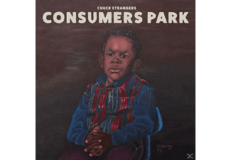 Chuck Strangers - Consumers Park - (CD)