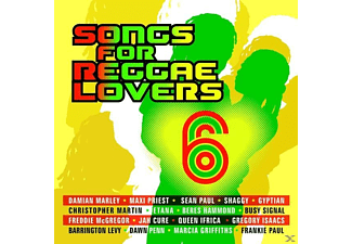 Various/Lovers Rock - Songs For Reggae Lovers Vol.6 - (CD)
