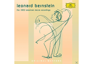 Leonard Bernstein, New York Stadium So - Bernstein The 1953 American Decca Recordings - (CD)