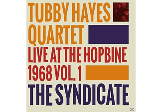 The Tubby Hayes Quartet - The Syndicate-Live At The Hopbine 1968 - (CD)
