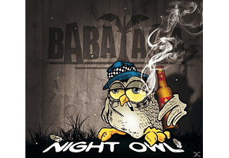 Babayaga - Night Owl - (CD)