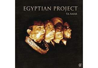 Egyptian Project - Ya Amar - (CD)