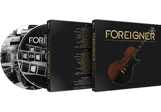 Foreigner - With The 21st Century Symphony Orchestra & Chorus - (CD + DVD Video)