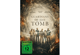 7 Guardians of the Tomb - (DVD)