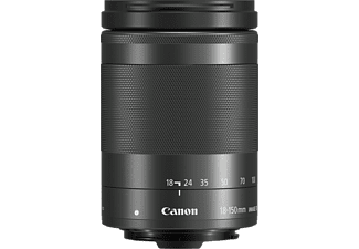 CANON EF-M 18-150 f3.5-6.3 IS STM black
