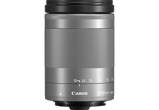 CANON EF-M 18-150 f3.5-6.3 IS STM silver