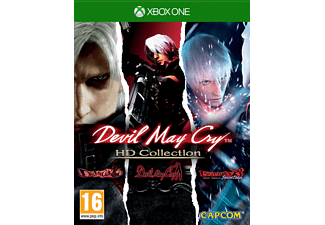 Xbox One Devil May Cry HD Collection