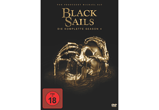 Black Sails - Die komplette Season 4 - (DVD)
