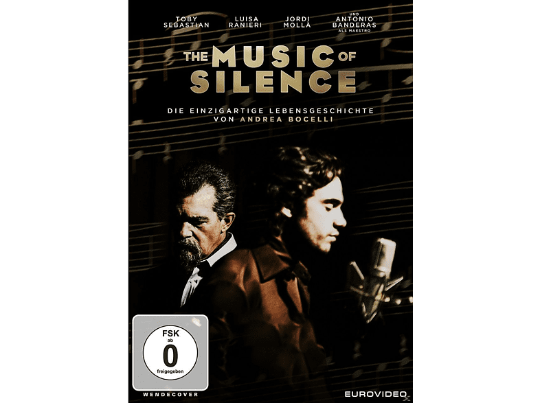 The Music of Silence [DVD]
