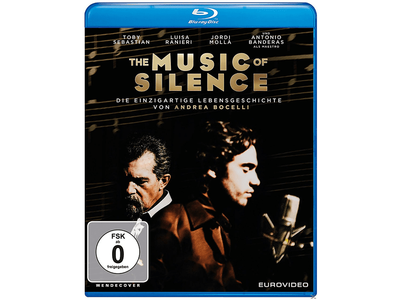 The Music of Silence [Blu-ray]