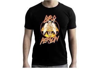 Rick and Morty T-Shirt Birdperson