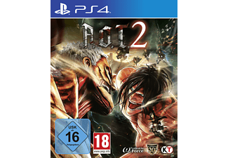 AoT 2 (based on Attack on Titan) - PlayStation 4