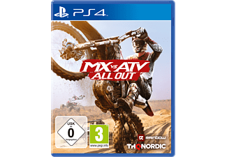 MX vs. ATV All Out - PlayStation 4