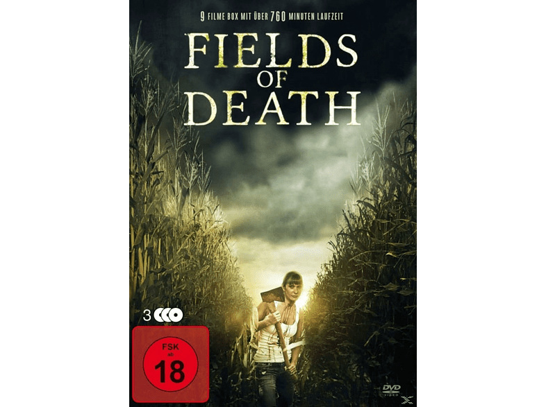 Fields of Death [DVD]