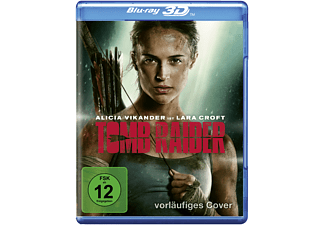 Tomb Raider - (3D Blu-ray)