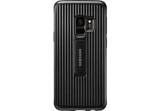 SAMSUNG Protective Standing Cover till Galaxy S9 - Svart