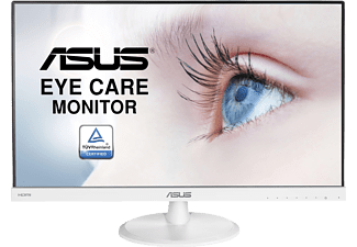 ASUS VC239HE-W (P) 23 Zoll Full-HD Monitor (5 ms Reaktionszeit, 60 Hz)