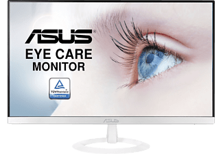 ASUS VZ249HE-W (P) 24 Zoll Full-HD Monitor (HDMI, D-Sub Kanäle, 5 ms Reaktionszeit, 60 Hz)