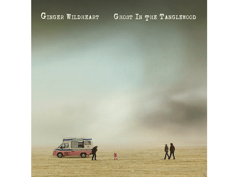 Ginger Wildheart - Ghost In The Tanglewood [CD]