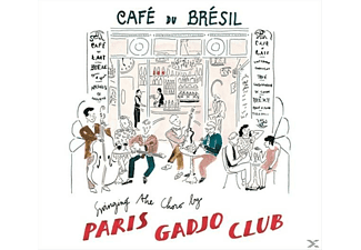 Swinging The Choro By Paris Gadjo Club - Café Du Brésil - (CD)