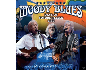 The Moody Blues - Days Of Future Passed (Live In Toronto 2017) - (Blu-ray)