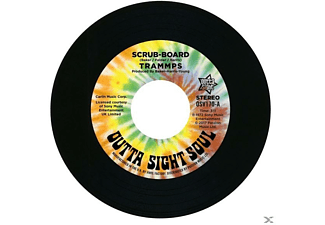 The Trammps - Scrub-Board/Hold Back The Night - (Vinyl)