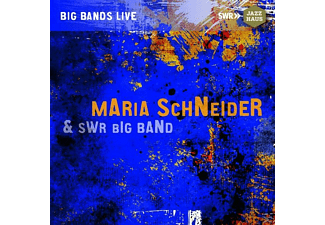 Maris Schneider, The Swr Big Band - Maria Schneider & SWR Big Band - (CD)