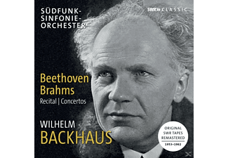 Wilhelm Backhaus - Recitals & Concertos - (CD)