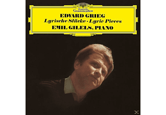 Emil Gilels - Lyric Pieces - (Vinyl)