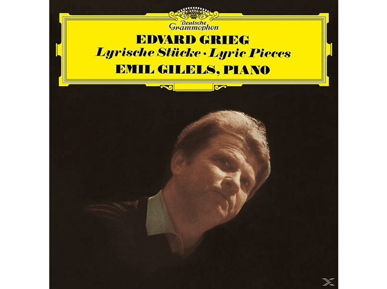 Emil Gilels - Lyric Pieces [Vinyl]