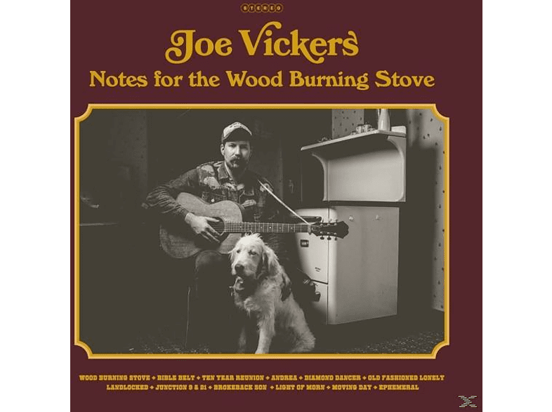 Joe Vickers - Notes For The Wood Burning Stove [Vinyl]