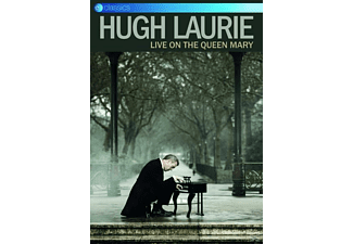Hugh Laurie - Live On The Queen Mary (DVD) - (DVD)