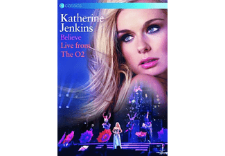 Katherine Jenkins, VARIOUS - Believe: Live From The O 2 (DVD) - (DVD)