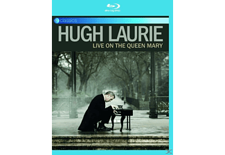 Hugh Laurie Live On The Queen Mary Black/Soul/R&B/Gospel Blu-ray