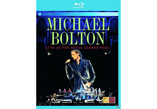 Michael Bolton - Live At The Royal Albert Hall (Blu-Ray) - (Blu-ray)