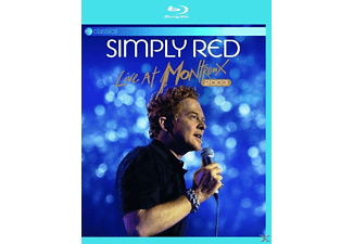 Simply Red Live At Montreux 2003 Rock Blu-ray