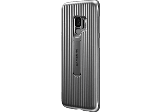 SAMSUNG Protective Galaxy S9 Handyhülle, Silber