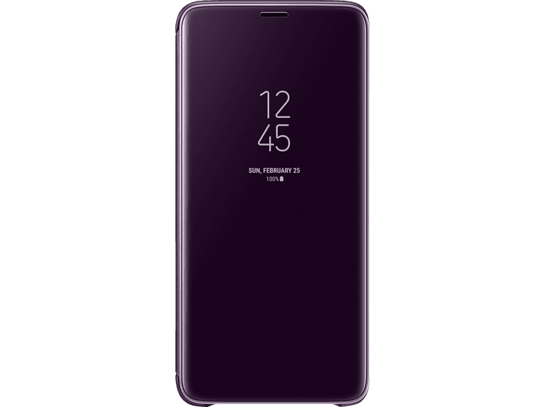 SAMSUNG Clear View Standing , Bookcover, Samsung, Galaxy S9+, Violett
