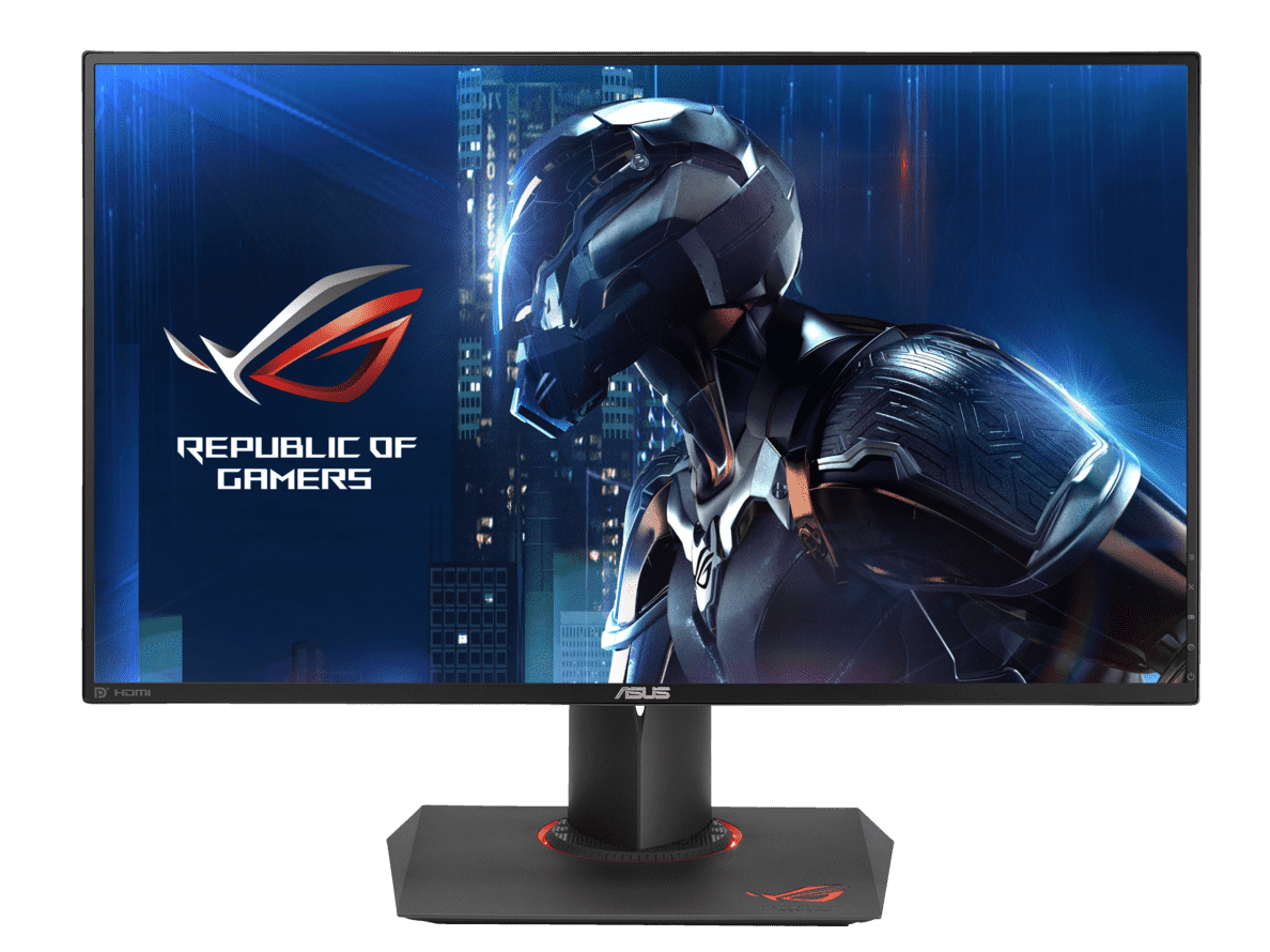 ASUS PG279Q WQHD Gaming Monitor (4 ms Reaktionszeit, G-SYNC, 165 Hz) | 04712900143683
