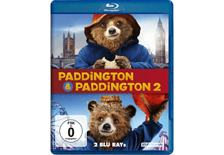 Paddington 1 & 2 - (Blu-ray)