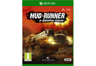 ONE SPINTIRES: MUDRUNNER Xbox One