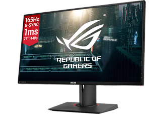 "ASUS ROG Swift PG278QR - 27"" QHD TN 165 Hz G-SYNC Gamingskärm"