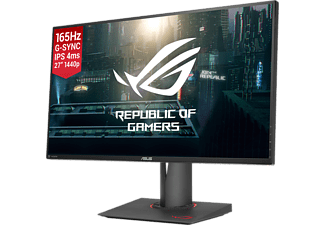 "ASUS ROG Swift PG279Q - 27"" QHD IPS 165 Hz G-SYNC Gamingskärm"