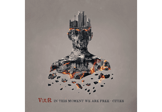 VUUR - In This Moment We Are Free - Cities (CD)