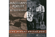 Athens Guitar Duo/Woodruff/Anderson - Magellan's Playlist/On Tour in China [DVD-Audio Album]